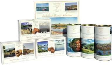 Luxury Lakeland Gift Range