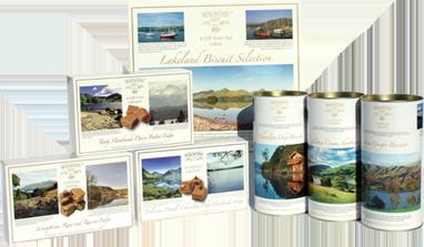 Luxury Lakeland Gift Range